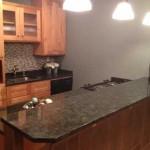 Pleasant Terrace Community Room Kitchen area